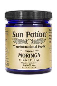Top 10 Moringa Leaf Powders 1